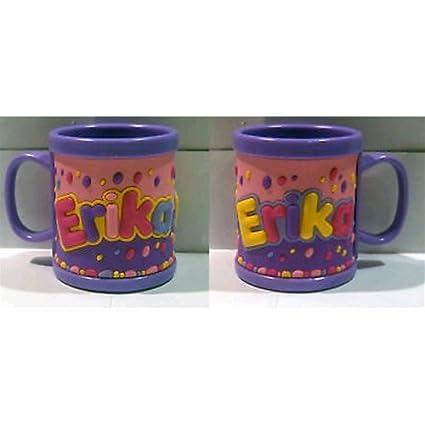 Taza de plástico, diseño de Disney ERIKA