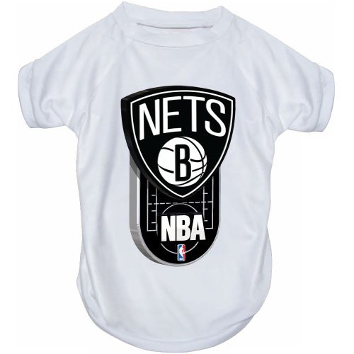 Hunter MFG Brooklyn Nets Performance T-Shirt, Medium, My Pet Supplies