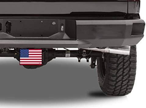 Rogue River Tactical USA American Flag Trailer Hitch Cover Plug US Patriotic Old Glory