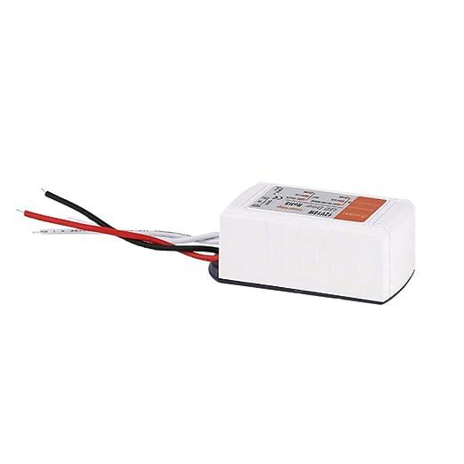Kineca Tira de LED 90-240V AC a DC 12V del convertidor del ...
