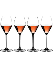 Riedel 4411/55 Extreme Rose/Champagne Wine Glass, Set of 4, Clear