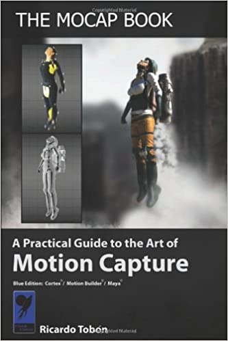 Amazon in: Buy The Mocap Book: A Practical Guide to the Art of