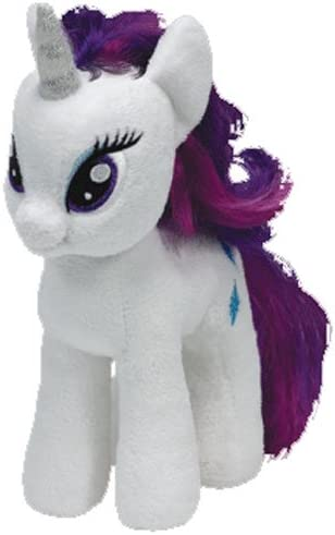 RARITY TY PLUSH MY LITTLE PONY 8/""