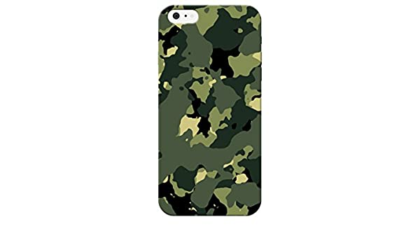 detailed look 0e6cf 42e4e Amazon.com: Army Men Camouflage Phone Back Cover For Apple Iphone 5 ...