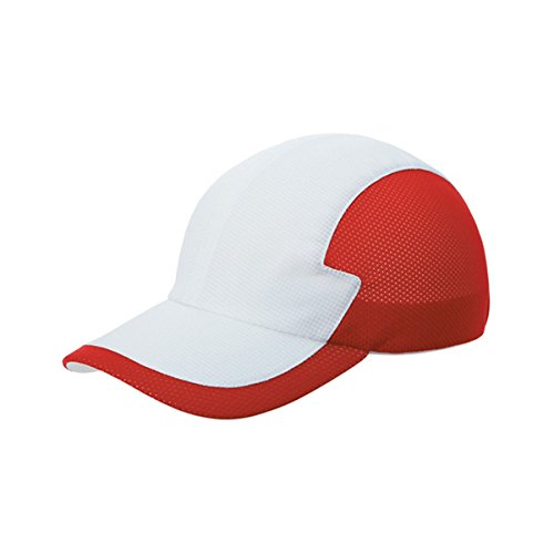 Hats & Caps Shop Athletic Mesh Casual Running Cap - By TheTargetBuys | (WT-RED) (Electric New Era Hat compare prices)