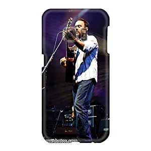 Protector Hard Phone Case For Samsung Galaxy S6 (cMB451GRym) Customized Colorful Dave Matthews Band Pictures