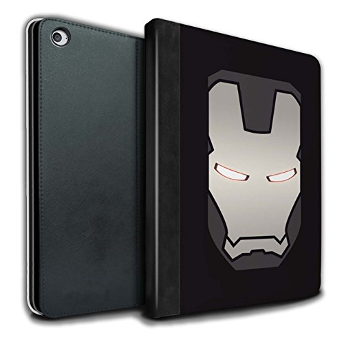 STUFF4 Leather Tablets Gunmetal Collection