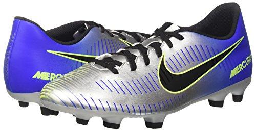 Fitness 407 Nike Vortex Chaussures Iii chr Blue racer black De Mercurial Multicolore Njr Homme Fg 46q0C