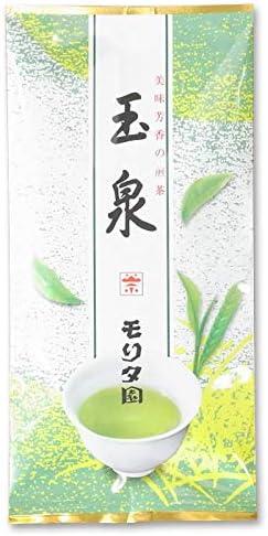 お茶のモリタ園 煎茶 玉泉(ぎょくせん)/茶葉商品/100g袋入り/埼玉県産農産物割引キャンペーン対象商品