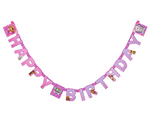 Lowest Price! American Greetings PAW Patrol Pink Birthday Party Banner