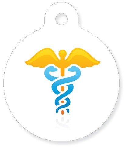 Mots médicaux - Maladie de Parkinson - Symbole Caducée