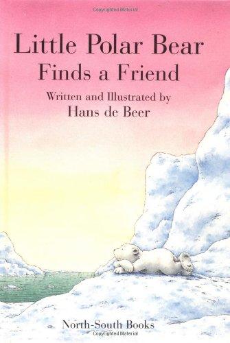 Little Polar Bear Finds a Friend Mini Book and Audio Cassette