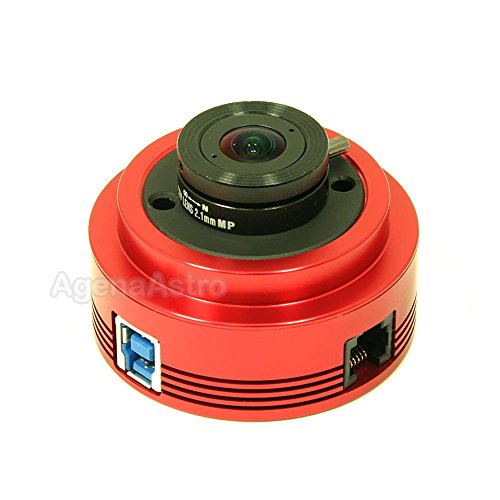ZWO ASI224MC 1.2 MP CMOS Color Astronomy Camera with USB 3.0 # ASI224MC by ZWO Optical