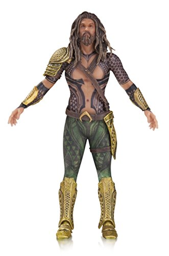 DC Collectibles Films Aquaman Batman vs. Superman Dawn of Justice Action Figure