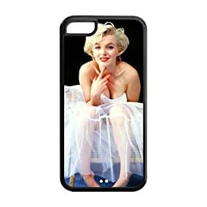 Marilyn Monroe Personalized Back Protective Case for iPhone 5C