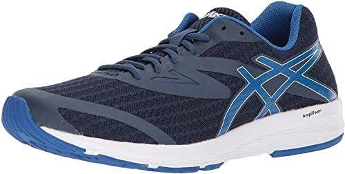 ASICS Mens AMPLICA Running Shoe, Dark