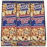 Lance: Peanut Bar, 6 Bars 13.2 Oz (Pack of 3)