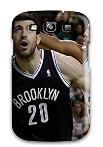 brooklyn nets nba basketball (30) NBA Sports & Colleges colorful Samsung Galaxy S3 cases 9956852K444816063