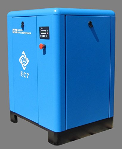 Price comparison product image New HWH 10 HP Rotary Screw Air Compressor 38.8 CFM