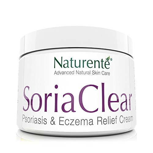 Naturenté all natural Psoriasis and Eczema Relief Cream with 21 Active...