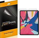 (US) Supershieldz [3-Pack] for Apple iPad Pro 12.9 inch (2018 Model, 3rd Generation) Screen Protector, Anti-Glare & Anti-Fingerprint (Matte) Shield + Lifetime Replacement