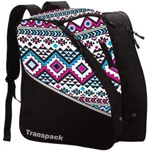 Transpack Edge Jr Boot Bag Pink Snowflake