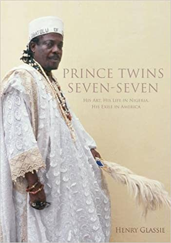 Book Prince Twins Seven-Seven: His Art, His Life in Nigeria, His Exile in America (African Expressive Cultures)
