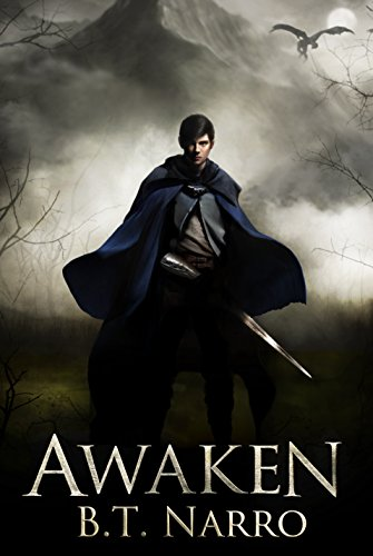 Awaken (The Mortal Mage Book 1) (Teenage Sword)