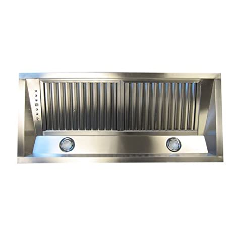 Amazon com: Z Line 695-28-LED Stainless Steel Range Hood