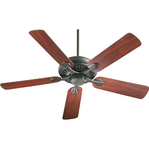 Quorum 91525-95, Pinnacle Old World Energy Star 52'' Ceiling Fan by Quorum