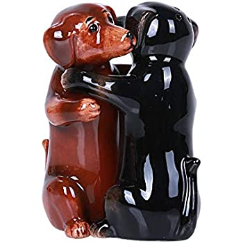 NEW 4 Golfer and Bag Magnetic Salt and Pepper Shakers