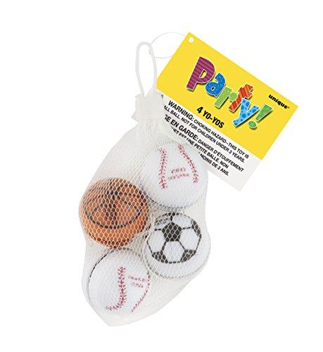 Sports Balls Yo Yo Favors Assorted