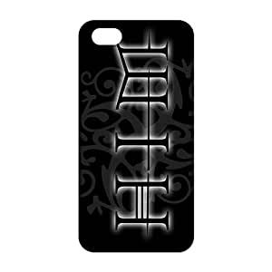 diy zhengCool-benz H I M His Infernal Majesty (3D)Phone Case for Ipod Touch 5 5th /