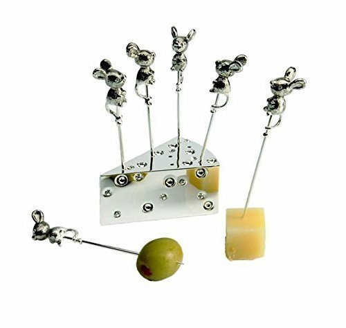 Mouse Cheese Picks - 9