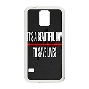 LTTcase Personalised grey's anatomy Case for samsung galaxy s5 i9600