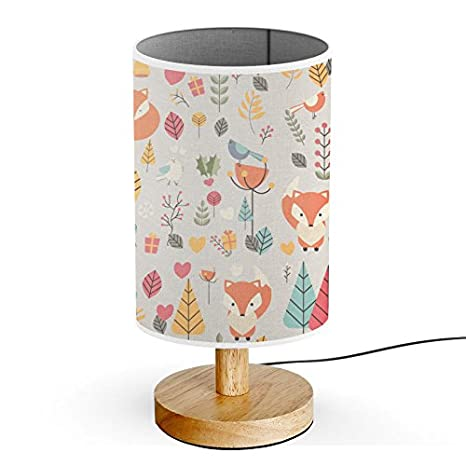 Amazon.com: artsylamp – Base de madera decoración ...