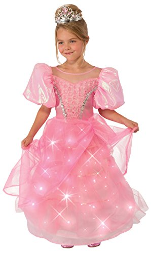 Rubie's Costume Pink Princess Child Costume, Toddler]()