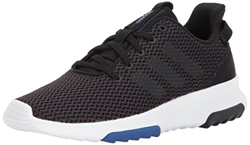 adidas Performance Big Kids' CF Racer TR K Sneaker,Utility Black/Black/Running White/Collegiate Royal,5 M US Big Kid