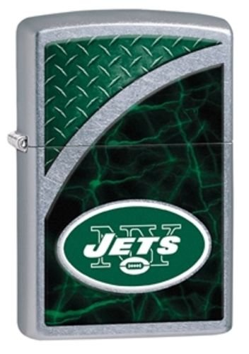 Nfl Zippo New York Jets - Latest 2016 Style Personalized Zippo Lighter NFL - Free Laser Engraving ... (NEW YORK JETS)