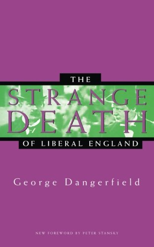 Image of The Strange Death of Liberal England