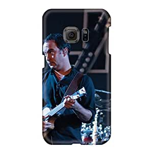 Hard Protect Phone Cases For Samsung Galaxy S6 (wUl3796Ylvm) Support Personal Customs Nice Dave Matthews Band Pictures