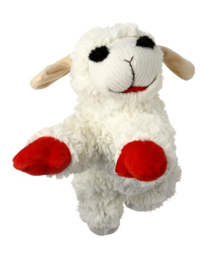 Multipet Plush Dog Toy Lambchop product image
