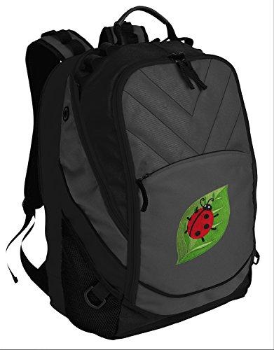- Broad Bay BEST Ladybug Backpack Laptop Computer Bag