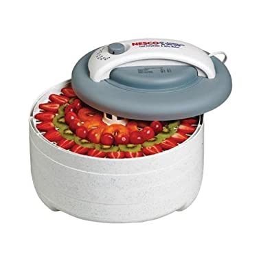 Nesco 500-Watt Food Dehydrator  Product Category: Kitchen Appliances & Accessories/Small Kitchen Appliances