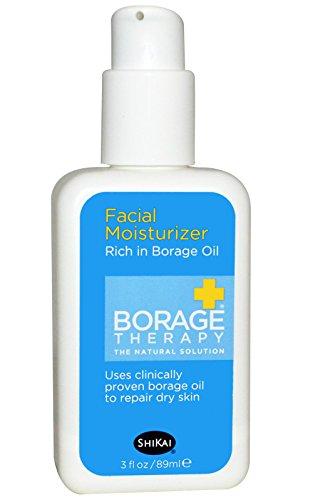 Shikai - Facial Moisturizer Borage Therapy 3 ounces