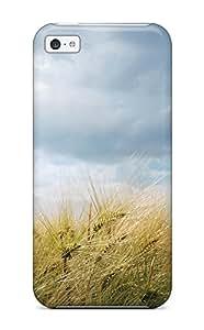 fenglinlinOscar M. Gilbert's Shop 3089117K95203506 Shock-dirt Proof Dreamy Fields Case Cover For ipod touch 4