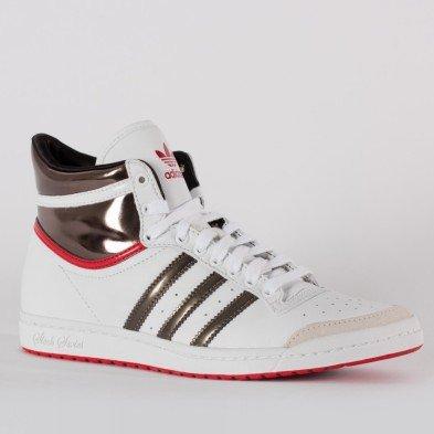 Adidas Top Ten Hi Sleek Chaussures Tg 43 Femme gqec2qyt