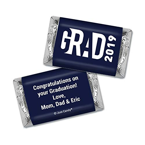 Year Miniature - Personalized Graduation Hershey's Miniatures Wrappers -