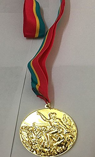 1984 Olympic Games Los Angeles USA Gold Medal Replica - Shipped from USA -