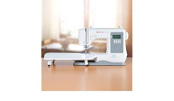 Singer Confidence 7640 - Máquina de coser: Amazon.es: Bricolaje y herramientas